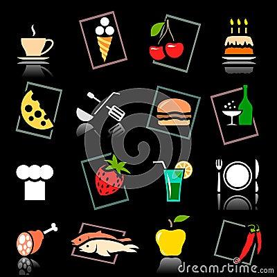 Food & drink set