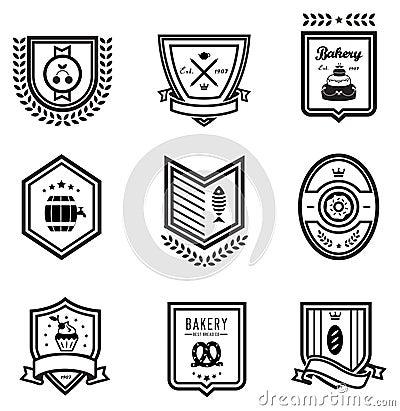 Food emblems