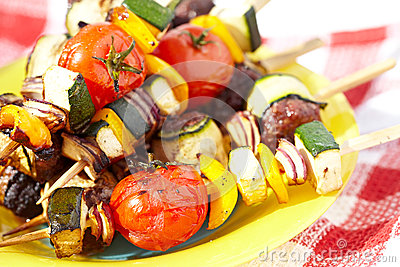 Food for grill