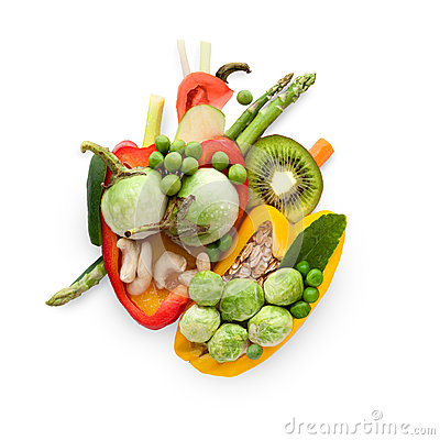 Food for heart.