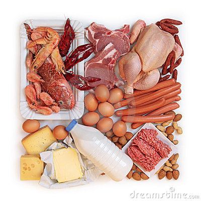 Free Food High In Protein Stock Photo - 23445860