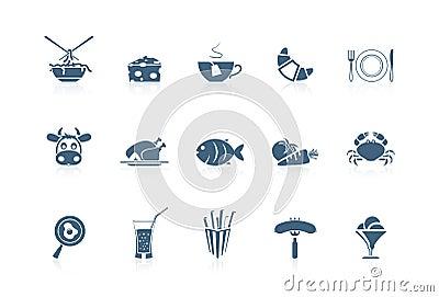 Food icons 2 | piccolo series