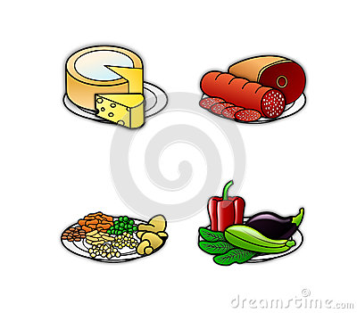 Food icons 3