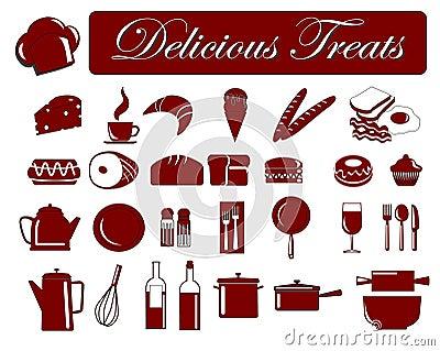 Food icons 5