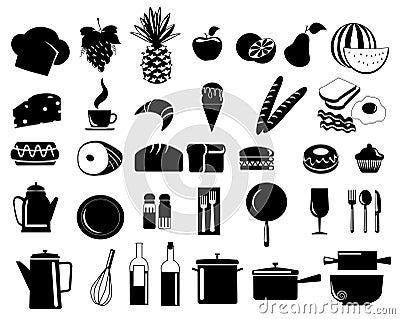 Food icons 6
