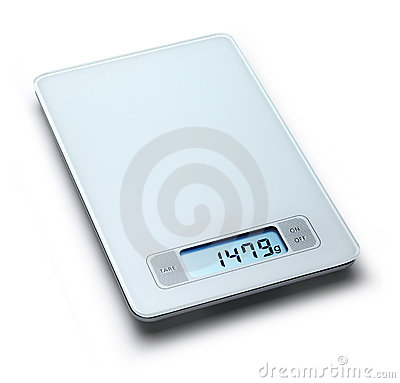 Food Ingredient Weight Scale