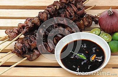 Chicken Barbecue(Inihaw na Manok)