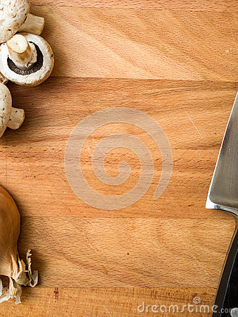 Free Food Prep Background Royalty Free Stock Photography - 26808097