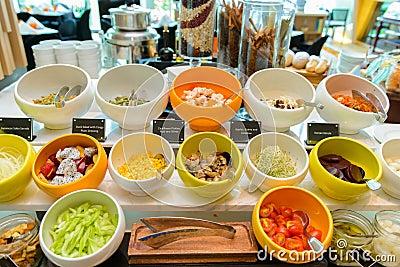 Food Salad Garnish