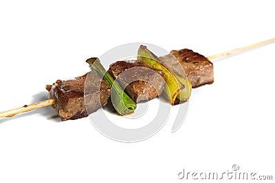 Food - shashlik