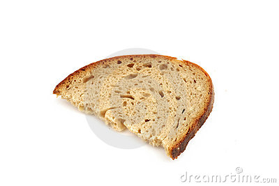 Food slice of bread