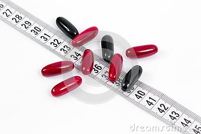 Food supplements for a healty diet