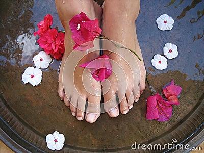 Foot Bath 1c
