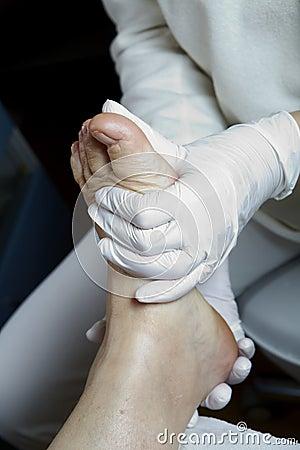 Foot care - Massage - Reflexology