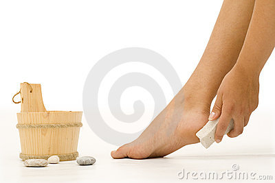 Foot cleaning 3