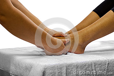 Foot massage