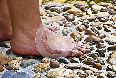 Foot Massage Series 01