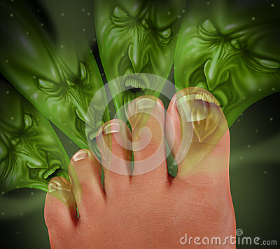how to fix foot odor