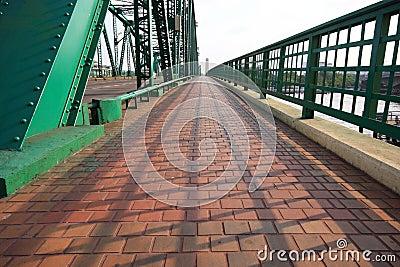 Foot path,Walk way
