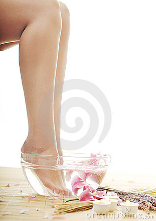 Free Foot Spa Royalty Free Stock Photos - 11602298