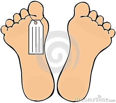 Foot Tag