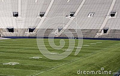 Footbal Stadium field
