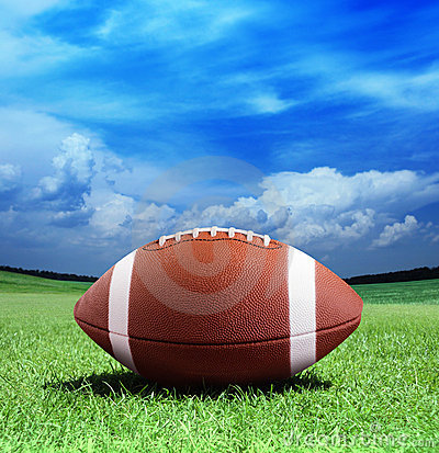 Football Royalty Free Stock Photo - Image: 19211745