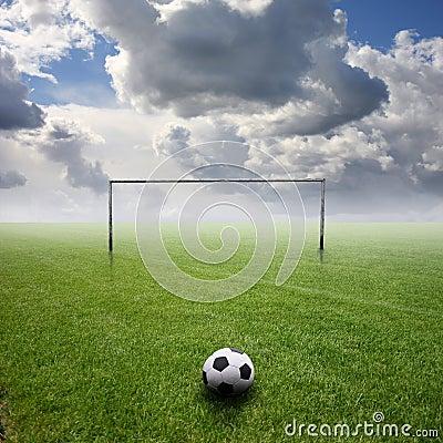 Free Football 3 Stock Photo - 4841790