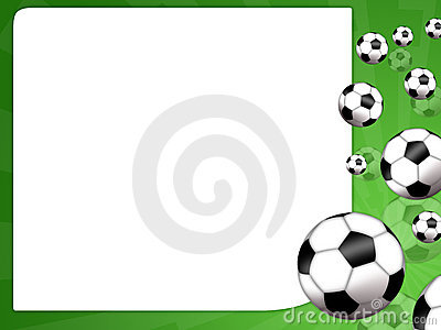 Football Royalty Free Stock Photos - Image: 4830578