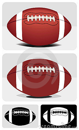 Free Football Royalty Free Stock Images - 6392909