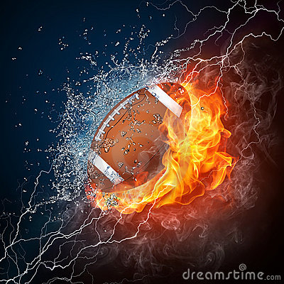 Free Football Ball Stock Images - 17961214