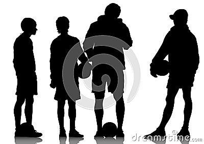 Football boys