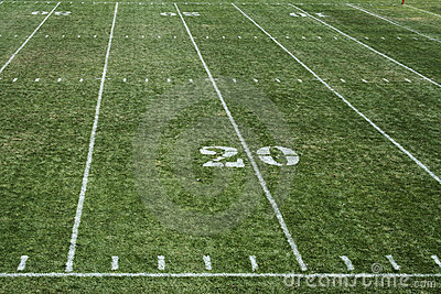 Football field 20