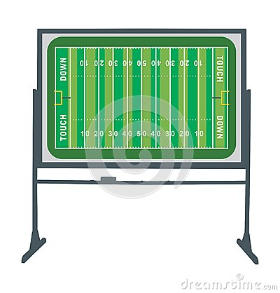 Football Field Board