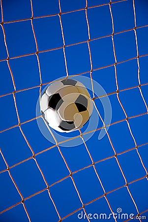 Football goal, goal, goal!