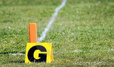 Football goal markers