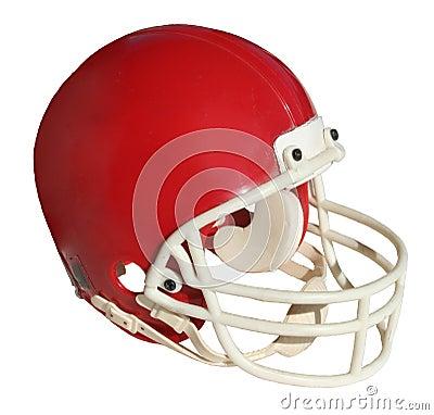 Free Football Helmet Royalty Free Stock Photos - 1151868