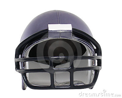 Football helmet four
