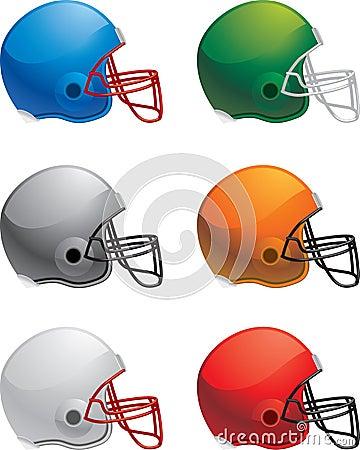 Free Football Helmets Stock Photos - 1952953