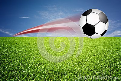 Football Illustration Royalty Free Stock Photo - Image: 14323825