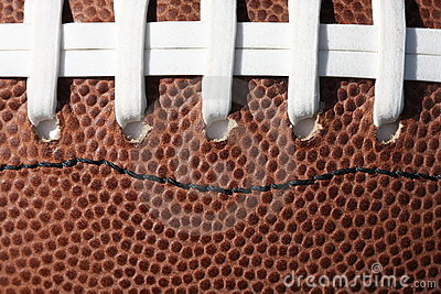Football Laces and Texture