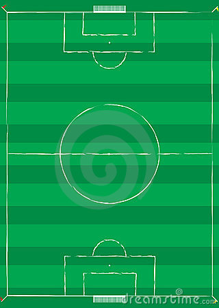 football pitch markings. FOOTBALL PITCH (click image to