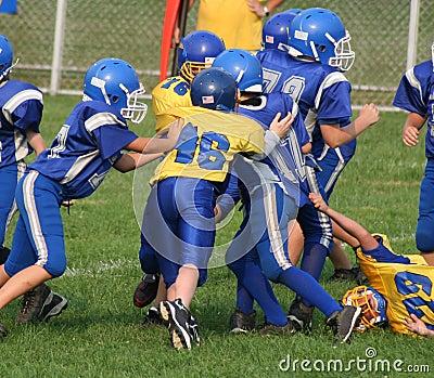 Football Play 4 (youth)