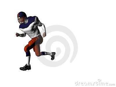Football Player 16