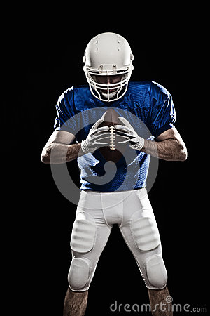 Free Football Player Royalty Free Stock Images - 27956199