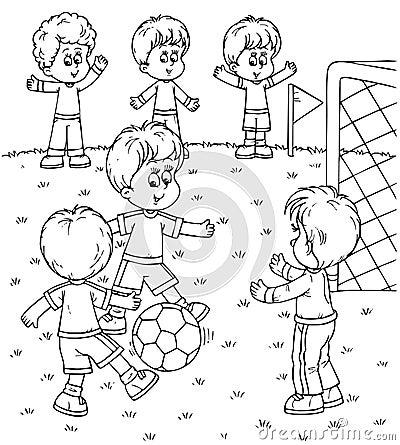 Football Players Stock Photos - Image: 14976143