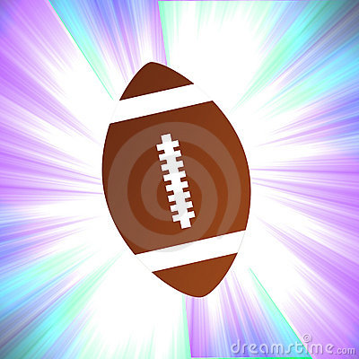 Football Shiny Background