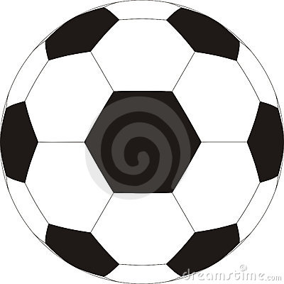 Football and soccer ball