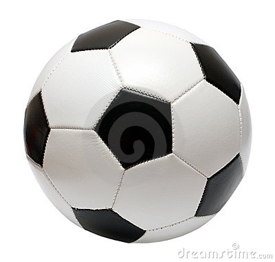 Free Football Soccer Ball Stock Images - 4796264