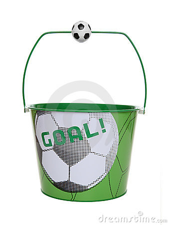 Football (Soccer) Bucket